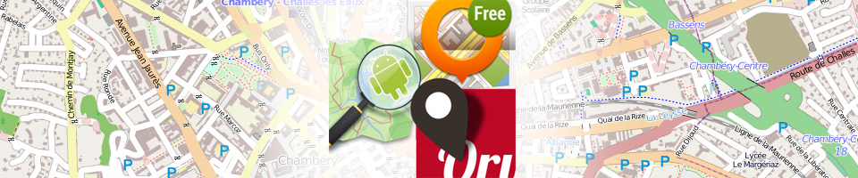 Test: applications Android pour OpenStreetMap