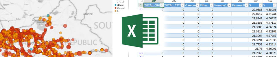 Tutorial: Mapping points in Excel with PowerView