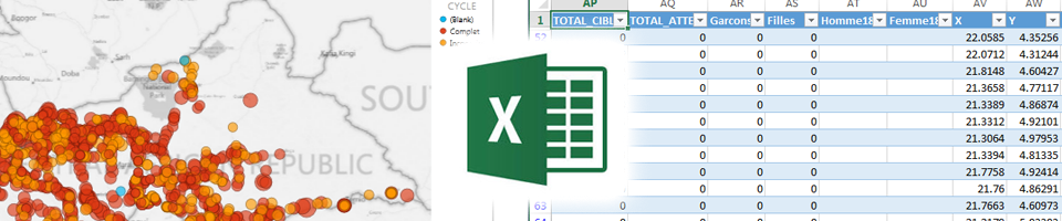 Tutorial: Mapping points in Excel with PowerView | CartoBLOG