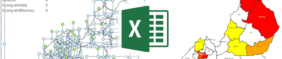 Tutorial: Choropleth maps with Excel
