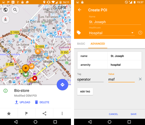 Simple geographic data collection apps | CartoBLOG