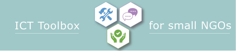 The English version of the ICT Toolbox for small NGOs is now available!