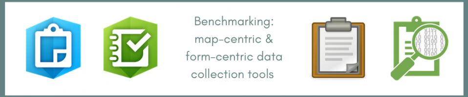 Benchmarking on data collection tools for shelter tagging & items distribution