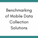 Benchmarking of Mobile Data Collection Solutions